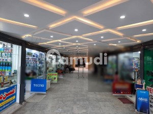 Commercial Shop Available For Sale In A Market Near Fareed Gate