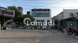 Ground + 1st Floor Commercial Building Is Available For Rent In Gulberg 3 Lahore