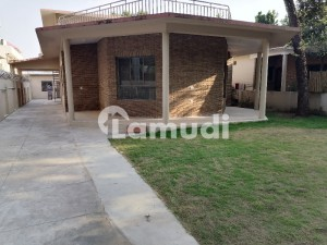 F 10 Double Story House 4 Bedrooms  New Bathrooms Big Lawn Rent 185