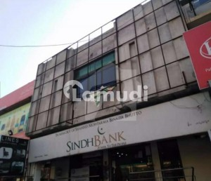 8 Marla Hot Location Commercial Plaza Basement Office For Rent In Valencia Town Main Boulevard