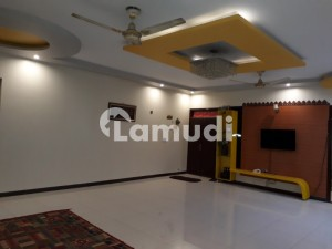 Independent 250 Sq Yards Ground Floor Portion For Rent