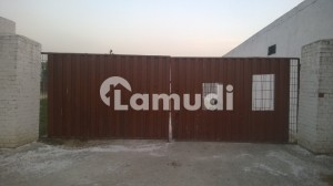 VIP Industrial Land Available For Sale On Main Ferozepur Road Lahore