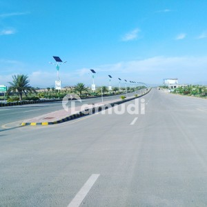 Gulberg Greens Business Square Plot No 121 Corner Size 40x50 Prime Location Plot Available