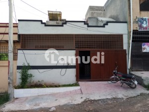 House For Sale Single Storey  4 Marla Phase 4c-2 Ghauri Town Islamabad