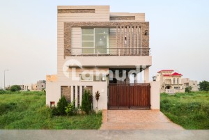Close To Park And Approach From Main Boulevard 5 Marla House For Sale