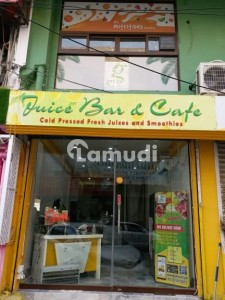 Defance Phase 5 Zamzama Commercial Shop For Rent Double Hight
