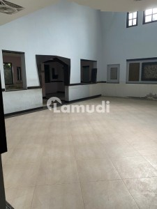 Gulberg Commercial Building Prime Location Main Road