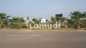 5 Marla Plot For Sale In Roshaan Homes