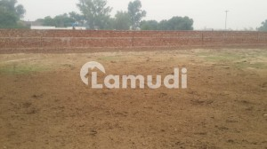VIP Industrial Land Available For Sale On Multan Road