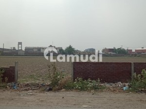 VIP Industrial Plot Available For Sale On Sheikhupura Road Lahore