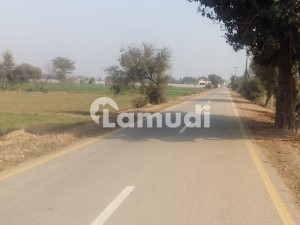 VIP Industrial Land Available For Sale On Sheikhupura Road Lahore