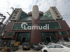 Mezzanine Floor Office Is Available For Sale In Eden Tower Gulberg 3 Block E-1 Lahore
