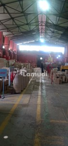 Double Storey Factory Is Available For Sale