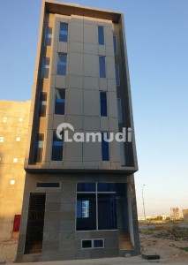 100 Yards Brand New Complete Building Available For Sale In Murtaza Commercial Dha Phase 8