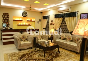 A Beautiful Luxury Apartment For Rent In F-10 Silver Oaks