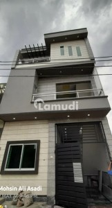 4 Marla Furnished House For Sale