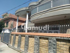 House For Sale Situated In Javaid Shahid Road