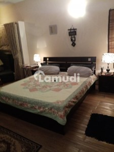 Furnished Single Room Only Lady Phase 6 Dha