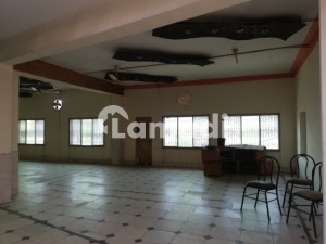 1 Kanal Hall Available For Rent On Main G T Road Shaheenabad Gujranwala