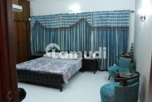 VIP Furnished Lower Portion Available For Rent In Garden Town
