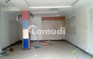 Most Hot Location Shop Is For Rent In Blue Area Islamabad