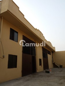 Factory For Sale With 100 Kv Transformer