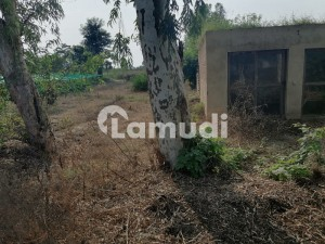 08 Marla Commercial Plot For Sale On Main Bedian Road