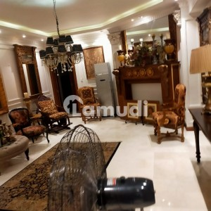 Furnished Appartment Available For Rent In Gulberg 3