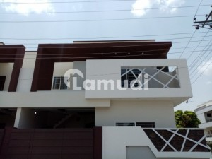 Double Storey Beautiful Corner House For Sale At Gulberg City Okara