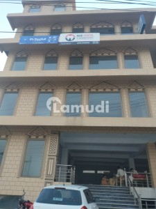 400  Square Feet Office Is Available For Rent In Nasir Bagh Road