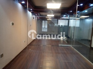 Office For Rent In Small Shahbaz Commercial