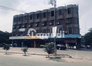 1 Kanal Commercial Building Model Town Prime Location