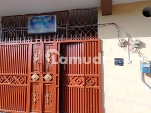 5 Marla Double Storey House With Separate Gas Water & Electricity