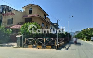 8 Marla Residential Plot Is Available For Sale In E112 Islamabad