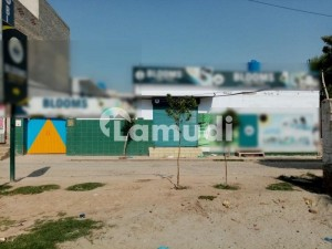 Double Storey Beautiful Commercial Building Available For Rent At Ghory Shah Road Okara