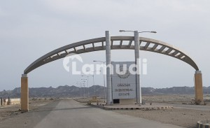 One Acre Industrial Land For Sale Block D Gwadar Industrial Estate