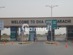 Vip Residential Plot Available For Sale In Dha City 15- d