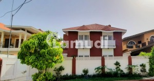 500 Sq Yards Beautiful Compact Bungalow For Rent