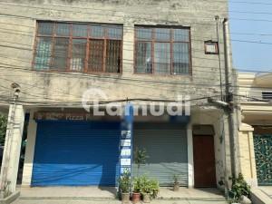 630  Square Feet Building Ideally Situated In Model Town