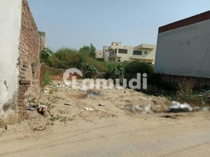 5 Marla Residential Plot In Rehman Shaheed Road