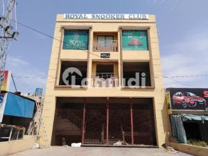 2800 Square Feet Commercial Hall Is Available For Rent In Model Town B Bahawalpur