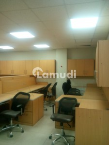 Furnished Office Available For Rent At Link Mm Alam Road