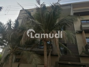 Hot Deal Brand New Portion For Sale 200 Sq Yd West Open Corner