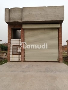 3 Marla Commercial Shop For Sale Opposite Samanabad Police Station