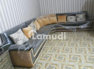 Double Bed Furnished Flat For Sale In A Very Reasonable Price