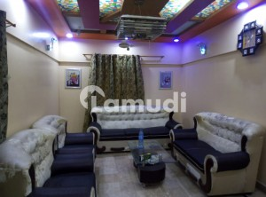 Basera Tower 3 Bed DD 2nd Floor Furnished Block 17 Jauhar