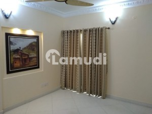2 Bed Drawing Lounge Well Maintained Furnished 3rd Floor Flat With Lift Basement Car Parking