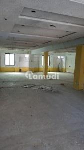 Office Is Available For Rent In F-10 Markaz Islamabad