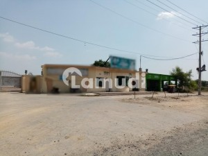Factorie In Arifwala Road For Sale