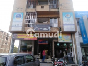 110 Square Feet Shop In Johar Town For Sale